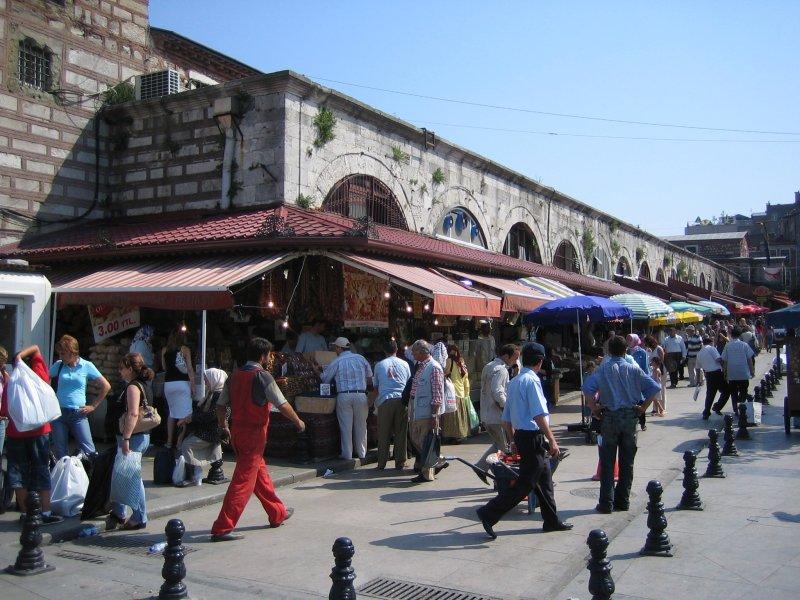 Eminönü`nde Alışveriş - Ajda Çiçek