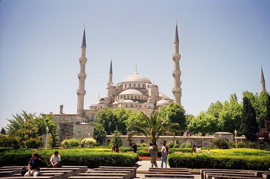 Sultanahet Cami - Ali Sancak