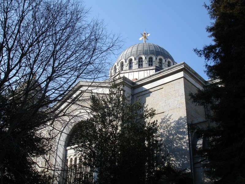 Kilise (Moda) - Atilla Yumuşakkaya