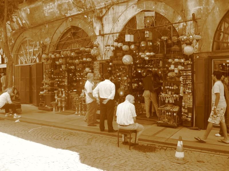 İstanbul Çarşı - Ayşe Gül Ünalan