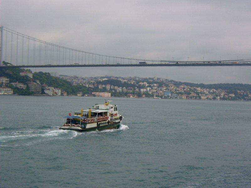 İstanbul Boğazı - Baise Esendemir