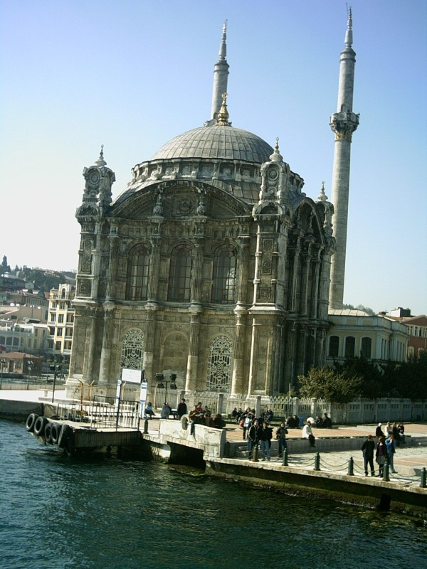 Ortaköy Cami - Buket Efe