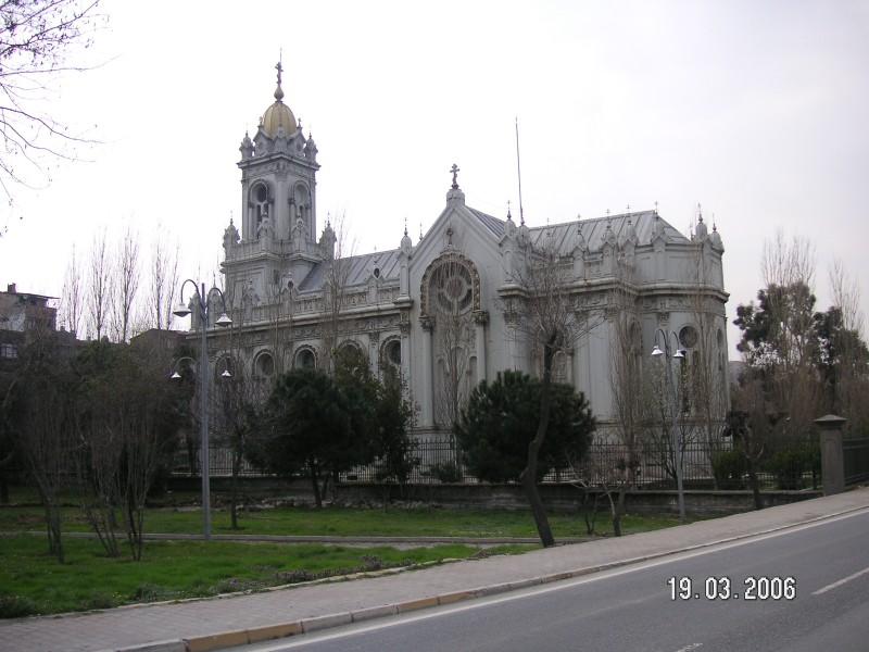 Bulgar Kilisesi (Balat) - Cabir Yıldız