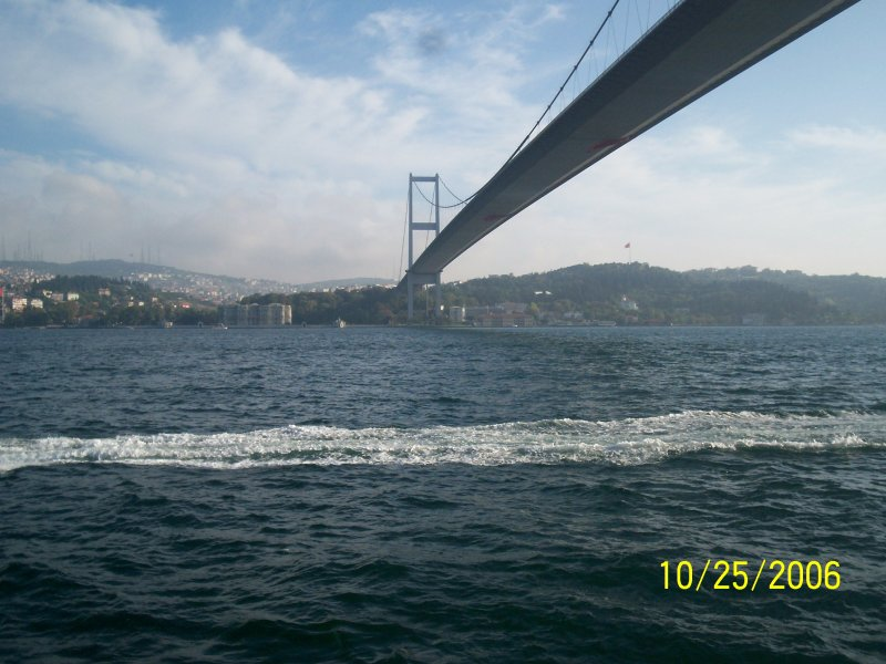Boğaz Köprüsü - Çağnur Öztürk