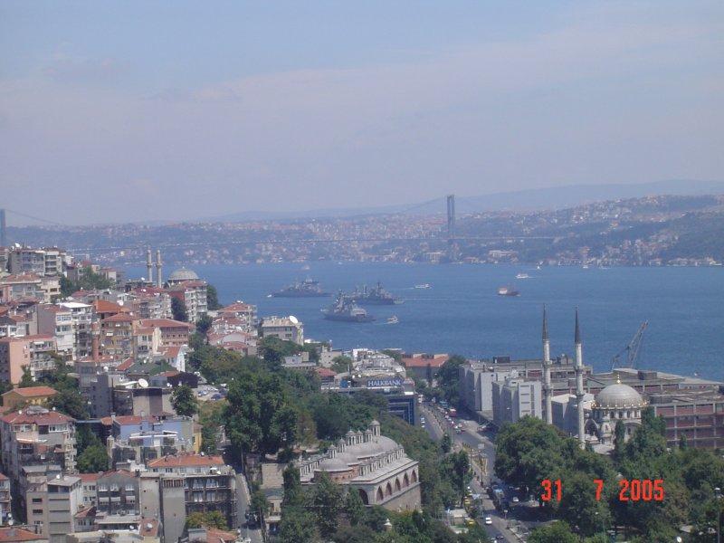 İstanbul Boğazı - Cem Küçükerdemir