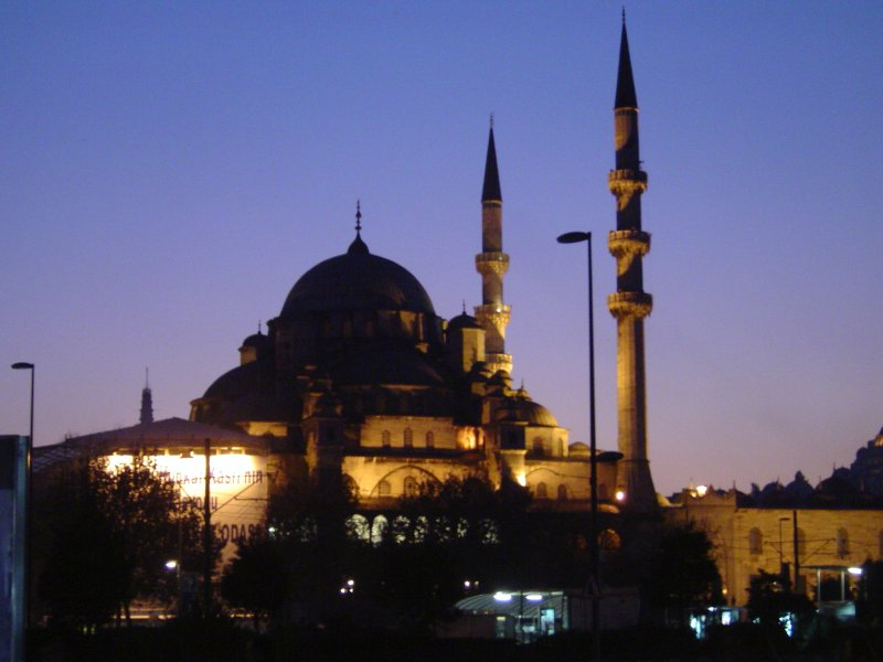 Yeni Cami - Eminönü - Cem Küçükerdemir