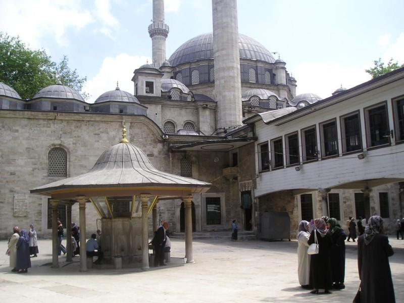 Eyüp Sultan Cami - Erkan Lakus