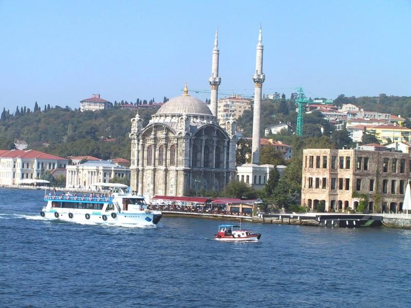 Denizden Ortaköy - Faruk Cimbar