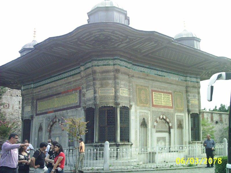 III. Ahmet Çeşmesi - Fırat Seyhan