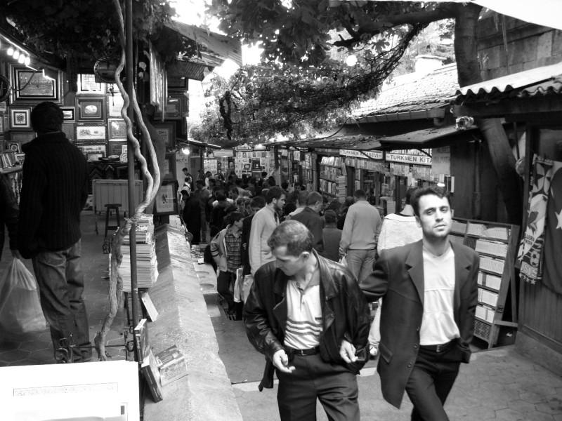 Sahaflar Çarşısı (Beyazıt) - Gökhan Özkan