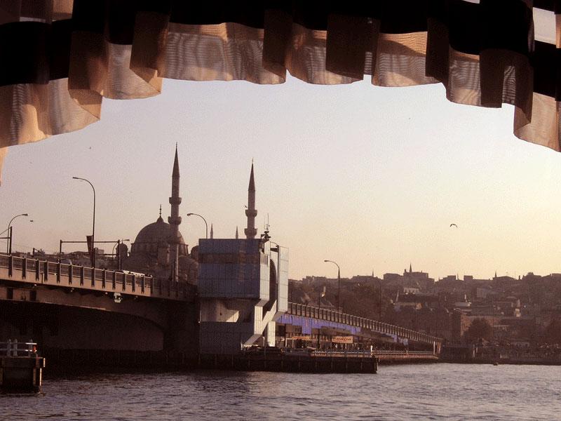 Galata Köprüsü - Gönül Koçak