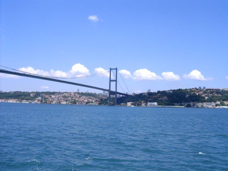 Boğaz Köprüsü - Hikmet Yumrutaş
