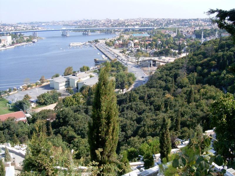 Haliç Köprüsü - Hikmet Yumrutaş