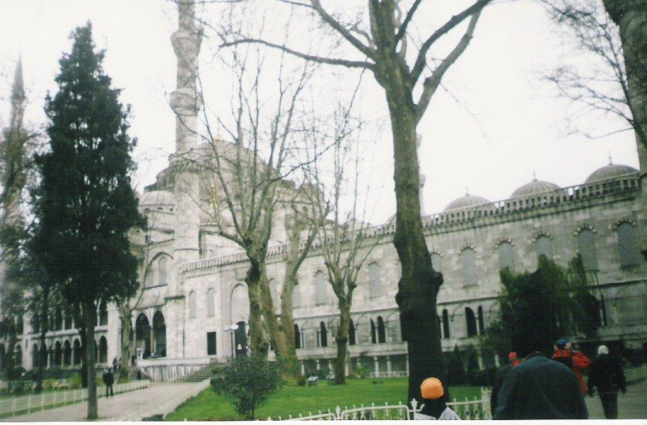 Sultanahmet Cami - Hikmet Yumrutaş