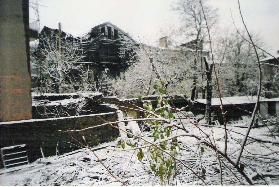 Üsküdar`dan Kar Manzarası - Hikmet Yumrutaş