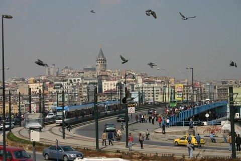 Galata Köprüsü - İlhami Bayram