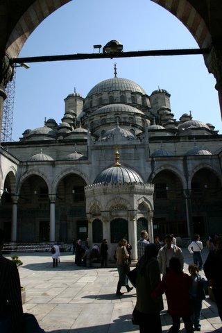 Yeni Cami - İlhami Bayram