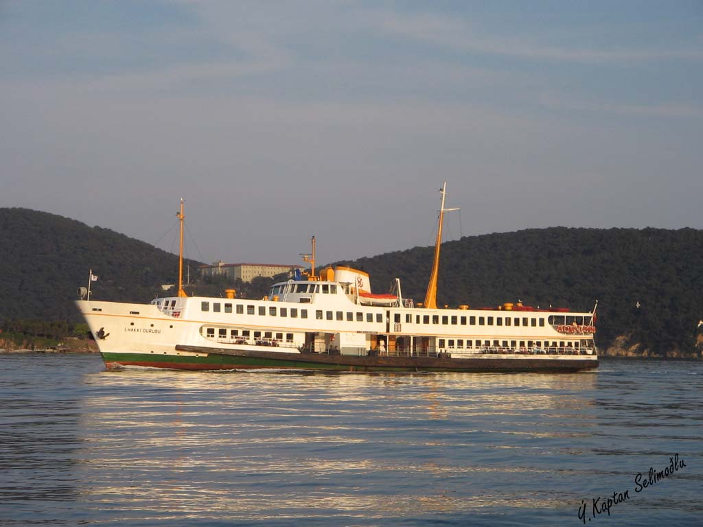 Vapur & Heybeliada - İlyas Kaptan
