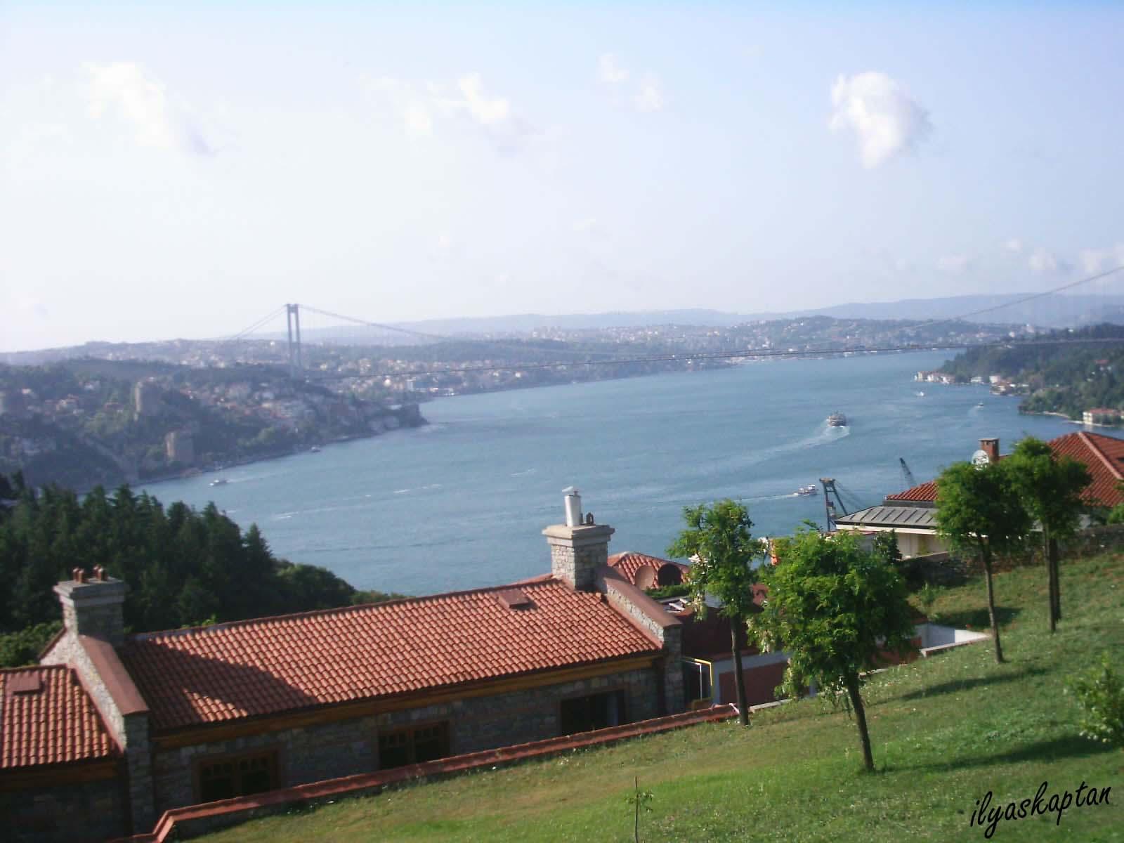Kandilli`den Boğaz - İlyas Kaptan Selimoğlu