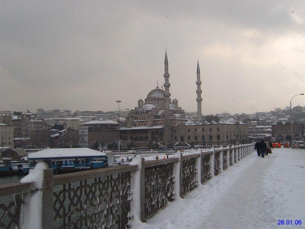 Eminönü & Yeni Cami - İsa Aydın