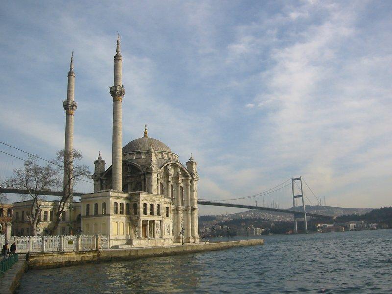 Ortaköy Cami - Mehmet Çançalar