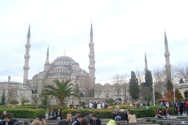 Sultanahmet Cami - Merve Öztuna