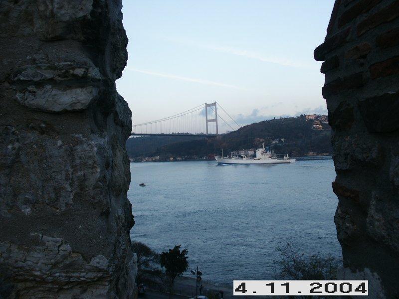 Hisar`dan FSM Köprüsü - Mesut Kavgalı