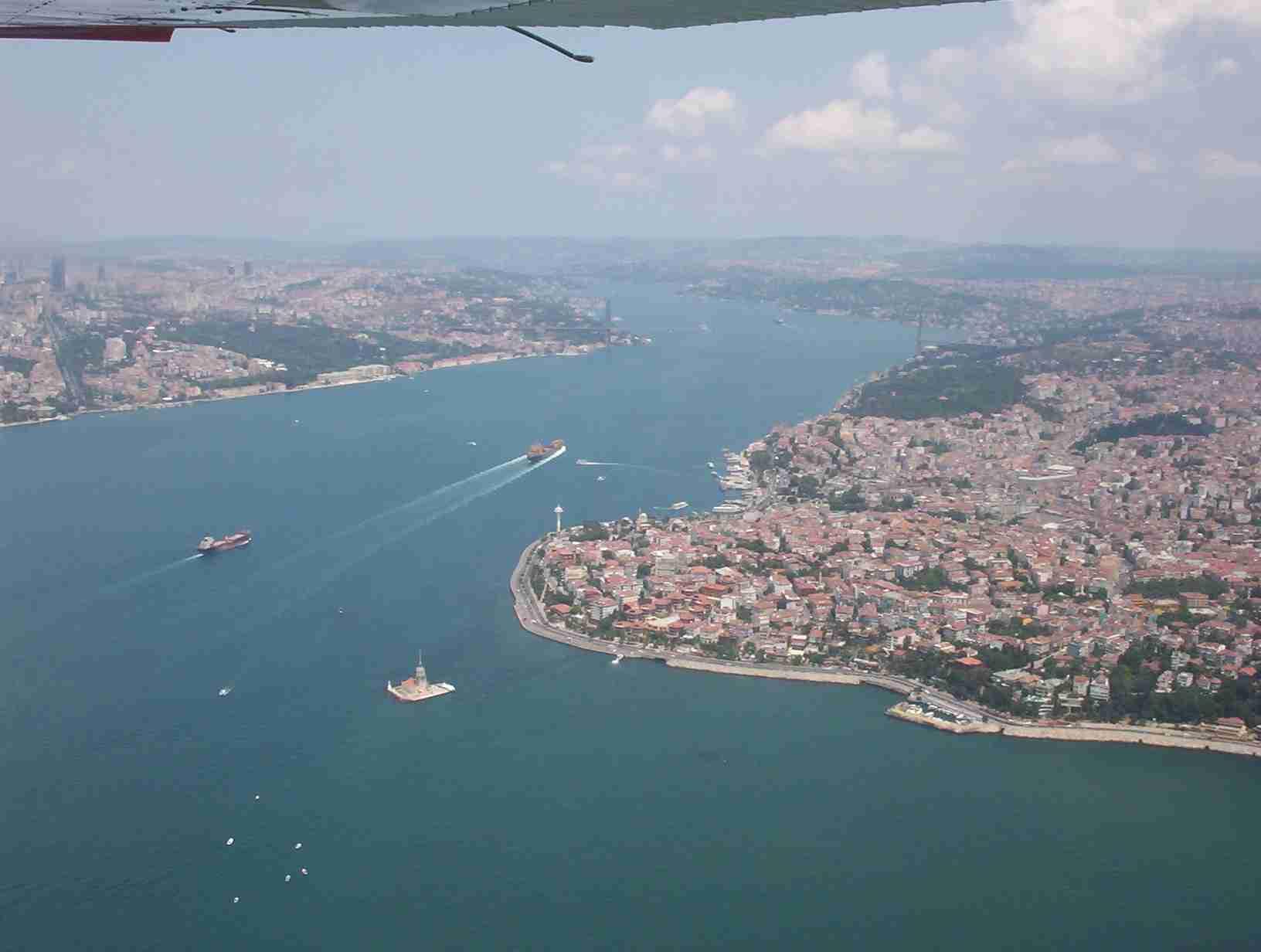 Havadan İstanbul - Nusret Beşiroğlu