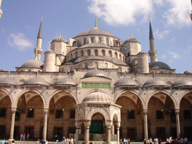 Sultanahmet Cami - Oğuzhan Çakıroğlu