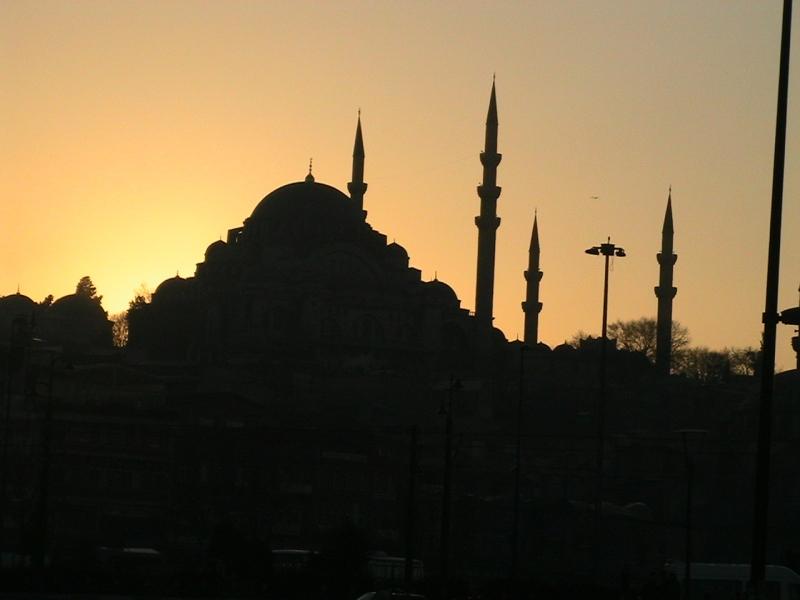 Süleymaniye Cami - Osman Öztürk