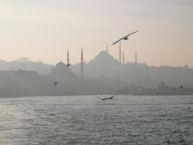 Boğaz`dan Sultanahmet`e Bakış - Selda Günyak