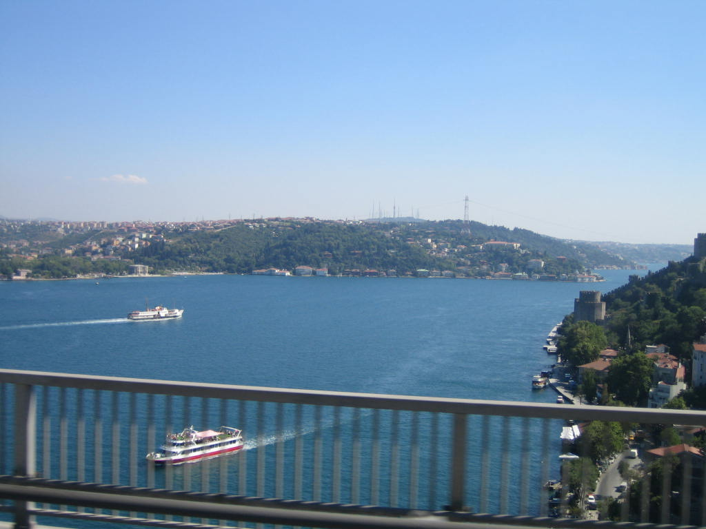 İstanbul Boğazı - Sibel Mutlu