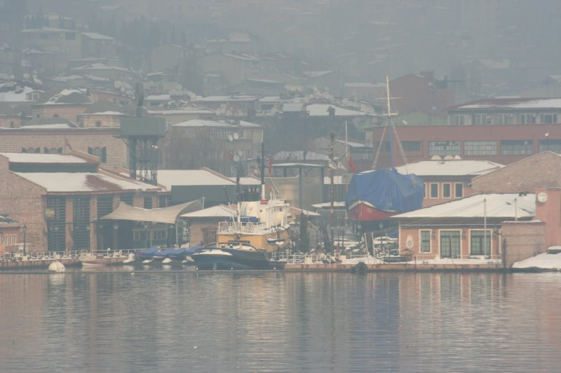 İstanbul`da Kar - Vural Akman