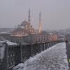 Galata Köprüsü`nden Yeni Cami - Ekrem Aydar
