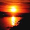 Küçükçekmece Gölü`nde Gün Batımı - Gökhan İşler