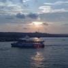 Boğaz`da Gün Batımı - Mustafa Rüzgar