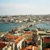 Galata Kulesi`nden İstanbul - Nurten