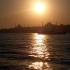 İstanbul`da Gün Batımı - Özgür Göroy