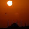Günbatımında Sultanahmet - Sait Kaytaz