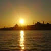 Sultanahmet Üzerinde Gün Batımı - Yahya Ateş