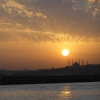 İstanbul`da Gün Batımı - Zafer Güner