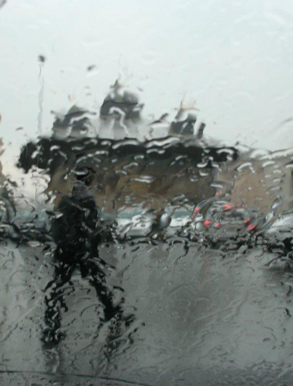 3. Ahmet Çeşmesi`ne Yağmur İmzası - Vural Akman