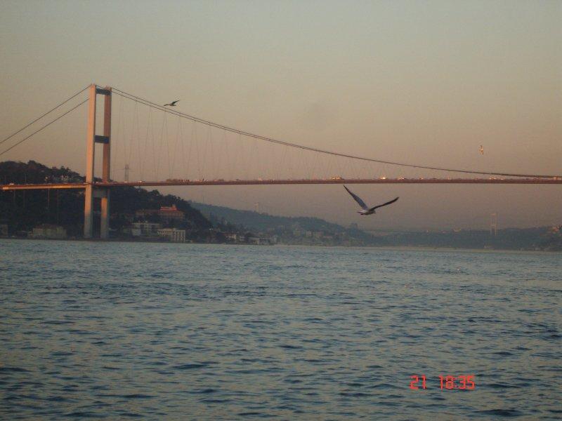 Boğaz Köprüsü - Gülsevim Erbil