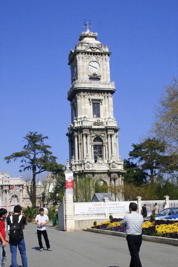 Dolmabahçe Saat Kulesi > Erkin