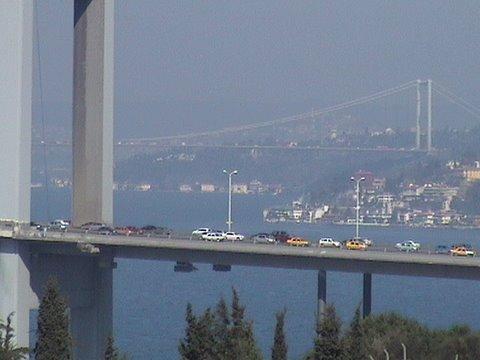 Boğaz Köprüleri - Ekrem Toğuş