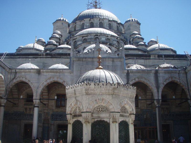 Yeni Cami - Eminönü > Fatma Selçuk