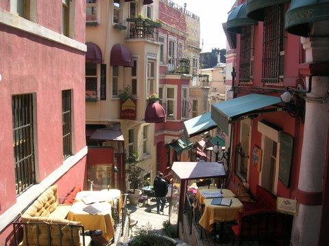 Fransız Sokağı (Beyoğlu) - Cengiz Duran