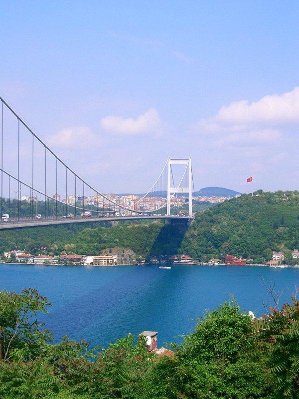 Fatih Sultan Mehmet Köprüsü - Selin Drin