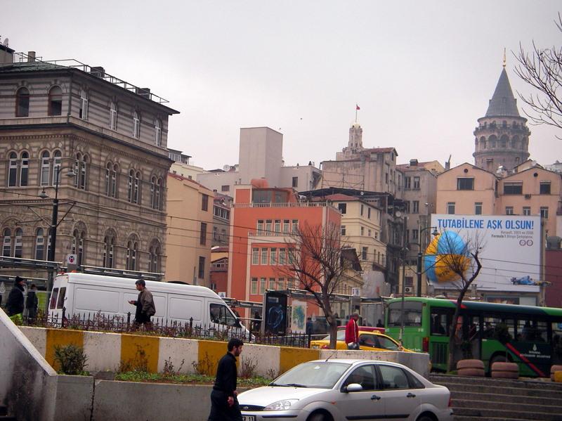 Karaköy & Galata Kulesi - Hekim Alsaran