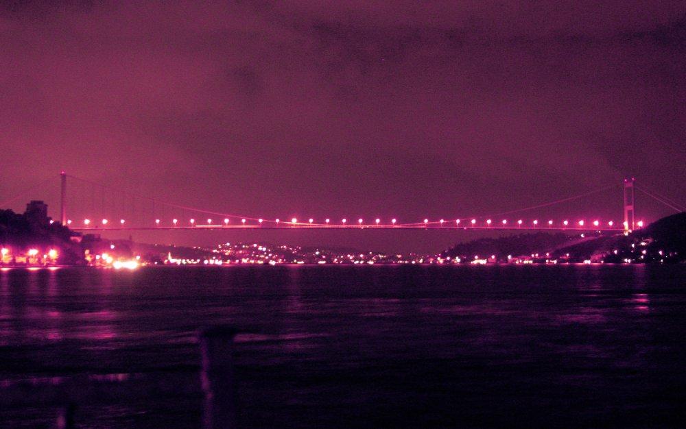 Kandilli`den FSM Köprüsü > Erkin